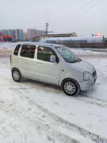 Пермь Wagon R Plus 2000