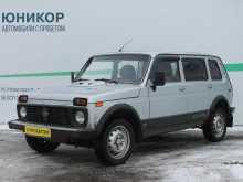 Нижний Новгород 4x4 2131 Нива 2009
