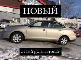 Улан-Удэ Nissan Almera 2018