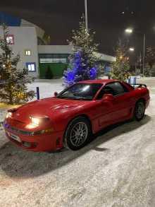 Новосибирск GTO 1993