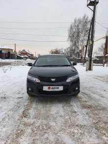 Новосибирск Allion 2010