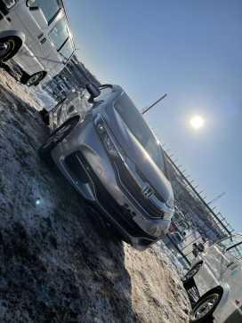 Владивосток Honda Shuttle 2017