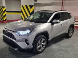 Якутск Toyota RAV4 2020