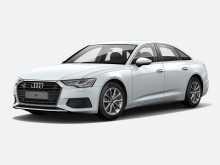 Сочи Audi A6 2020