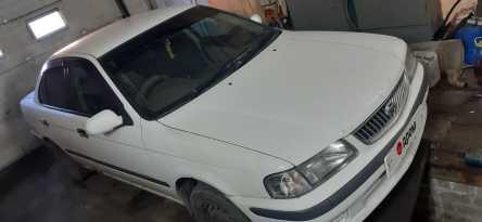 Барнаул Nissan Sunny 2001