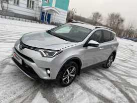 Абакан Toyota RAV4 2017
