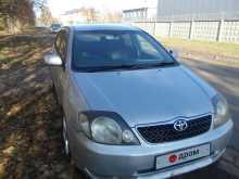Краснодар Corolla Runx 2001