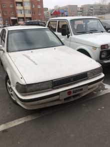 Черногорск Cresta 1989