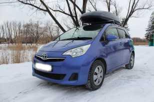 Омск Toyota Ractis 2011