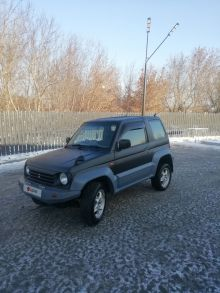 Новосибирск Pajero Junior 1997