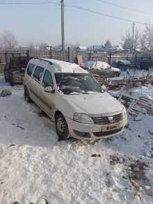 Челябинск Logan MCV 2008