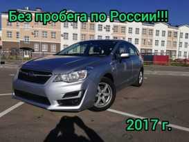 Краснодар Impreza 2017