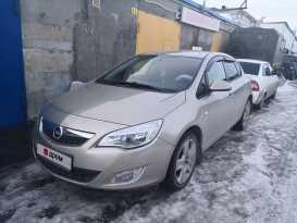 Ноябрьск Astra 2011