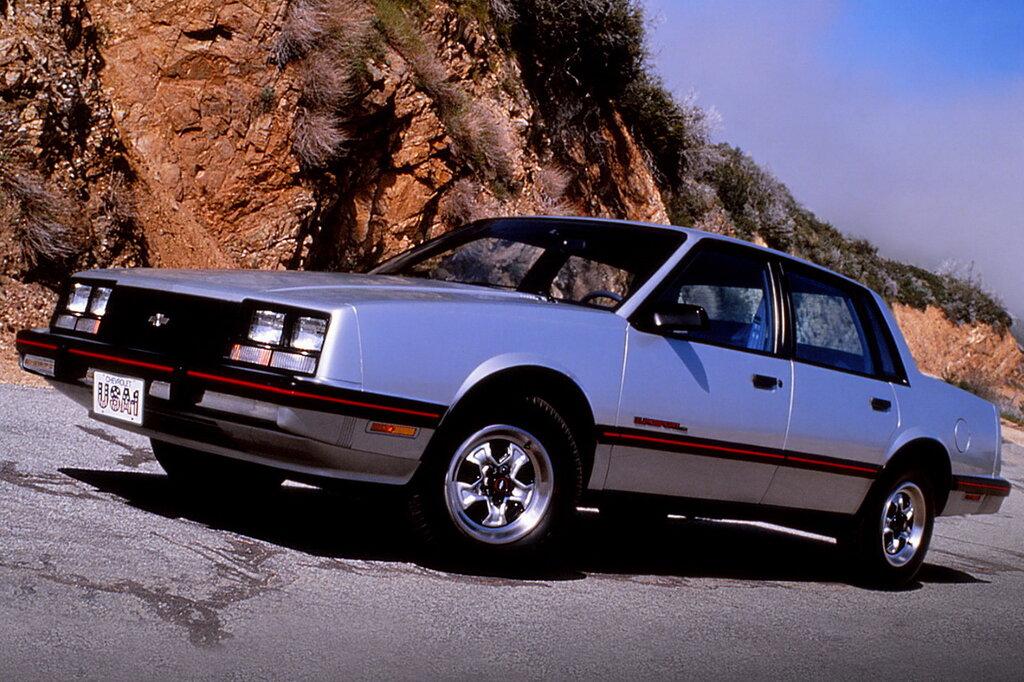 Chevrolet Celebrity 1985