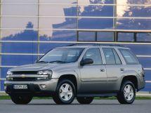 Chevrolet TrailBlazer 2001, джип/suv 5 дв., 1 поколение