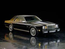 Chrysler Cordoba 1980, купе, 2 поколение