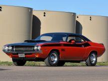 Dodge Challenger 1969, купе, 1 поколение