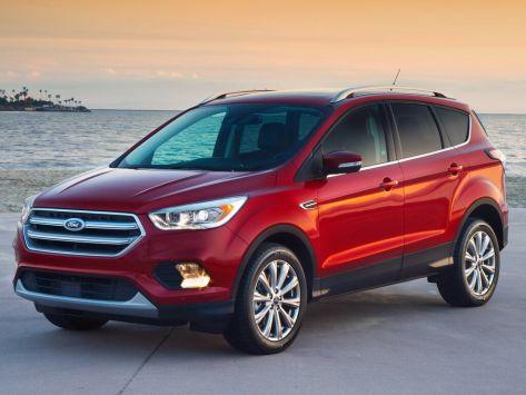 Ford Escape (C520) 11.2015 - 08.2019