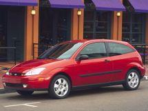 Ford Focus 1 поколение, 09.1999 - 07.2004, Хэтчбек 3 дв.