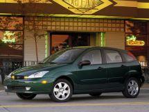 Ford Focus 1 поколение, 02.2001 - 07.2004, Хэтчбек 5 дв.