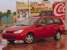 Ford Focus 1 поколение, 09.1999 - 07.2004, Универсал
