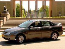 Ford Focus рестайлинг, 1 поколение, 08.2004 - 08.2007, Седан