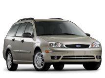 Ford Focus рестайлинг, 1 поколение, 08.2004 - 08.2007, Универсал