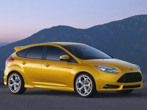 Ford Focus ST  05.2012 - 02.2014