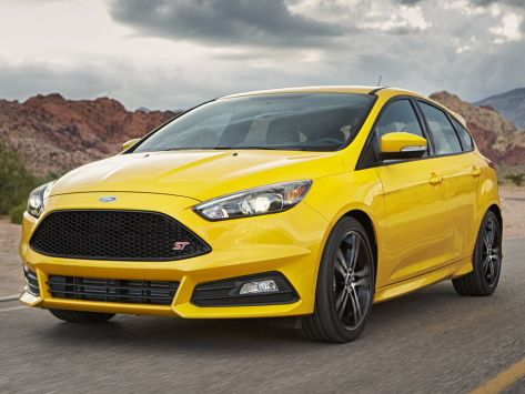 Ford Focus ST  03.2014 - 03.2018