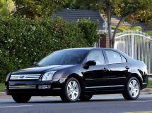 Ford Fusion 1 поколение, 08.2005 - 01.2009, Седан