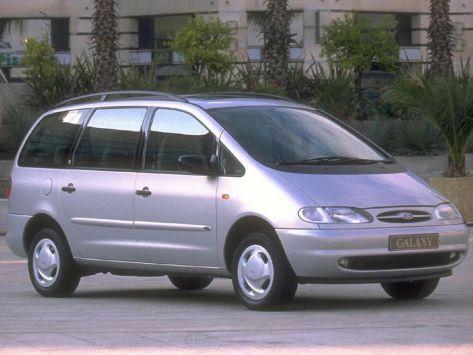 Ford Galaxy (WGR) 05.1995 - 03.2000