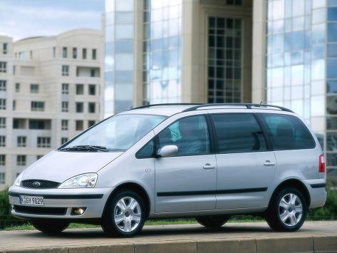Ford Galaxy (WGR) 04.2000 - 05.2006