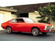 Ford Maverick 1969, купе, 1 поколение