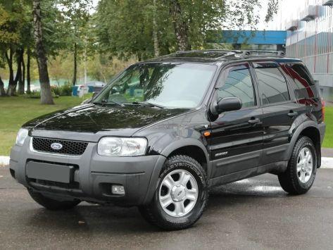 Ford Maverick  08.2000 - 07.2004