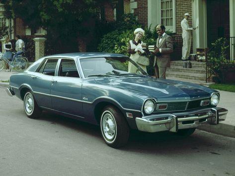 Ford Maverick  09.1970 - 10.1977