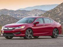 Honda Accord рестайлинг 2015, седан, 9 поколение, CR