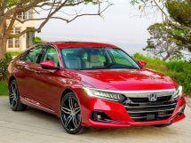 Honda Accord рестайлинг 2020, седан, 10 поколение, CV