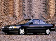 Honda Legend 1987, купе, 1 поколение