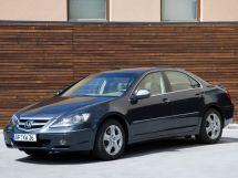 Honda Legend 2004, седан, 4 поколение