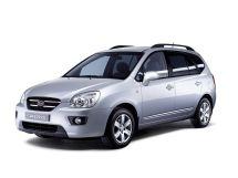 Kia Carens 2 поколение, 10.2006 - 03.2013, Минивэн