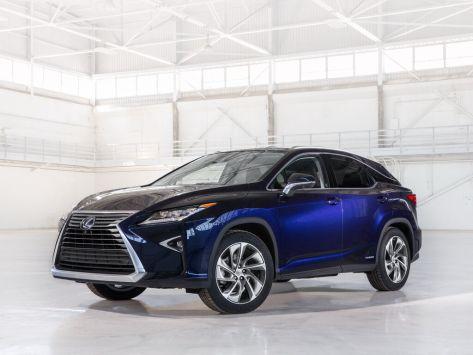Lexus RX450h (AL20) 04.2015 - 08.2019
