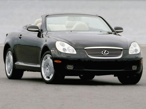 Lexus SC430 (Z40) 01.2001 - 08.2005