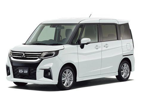 Mitsubishi Delica D:2  12.2020 -  н.в.