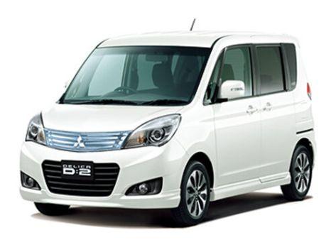 Mitsubishi Delica D:2  12.2013 - 11.2015