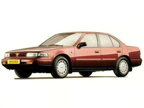 Nissan Maxima (J30) 03.1989 - 01.1994
