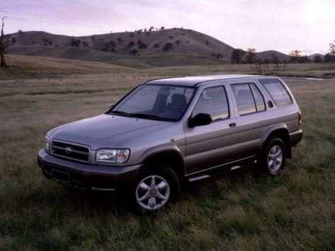Nissan Pathfinder (R50) 07.1999 - 01.2002