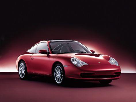 Porsche 911 (996) 12.2001 - 05.2004
