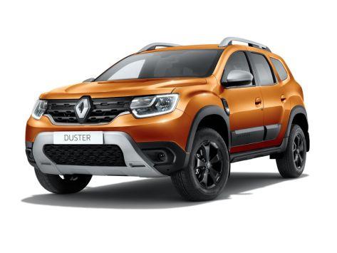 Renault Duster (HM) 11.2020 -  н.в.