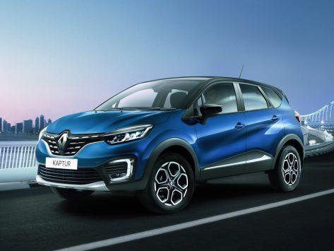 Renault Kaptur  03.2020 -  н.в.