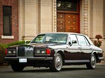 Rolls-Royce Silver Spur 1980, седан, 1 поколение
